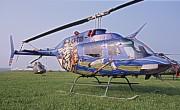 BellOH-58B Kiowa (Bell 206 A-1) ©Heli Pictures