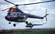 Mil Moscow Mi-2 ©  Heli Pictures