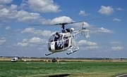 Sud-AviationSE 313 B Alouette 2©Heli Pictures