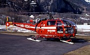 Sud-Aviation SA 316 B Alouette 3  ©  HeliWeb.ch