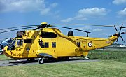 Westland HAR 3A Sea King  ©  Heli Pictures