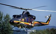 Bell 412 HP  ©  Heli Pictures
