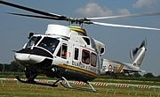 Agusta-Bell412 HP Grifone©Oscar Bernardi