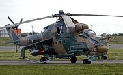 Mil Moscow Mi-24 ©  Heli Pictures