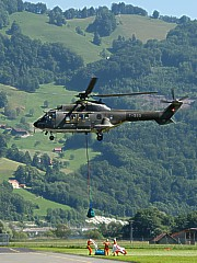 Eurocopter AS 332 M1 Super Puma  ©  Heli Pictures