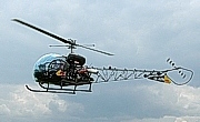 Bell47 G-3 B1©Heli Pictures