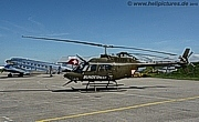 Bell OH-58B Kiowa (Bell 206 A-1)   ©  Heli Pictures