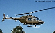 Agusta-Bell 206 A Jet Ranger  ©  Heli Pictures
