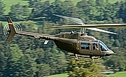Agusta-Bell206 A Jet Ranger©Heli Pictures