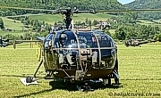 Sud-Aviation SA 316 B Alouette 3  ©  Heli Pictures