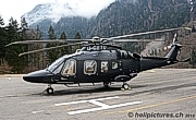 Agusta-Westland AW-169  ©  Heli Pictures