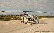 Sud-AviationSE 3130 Alouette 2©Heli Pictures