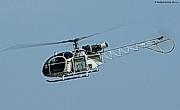 AérospatialeAS 313B Alouette II©Heli Pictures